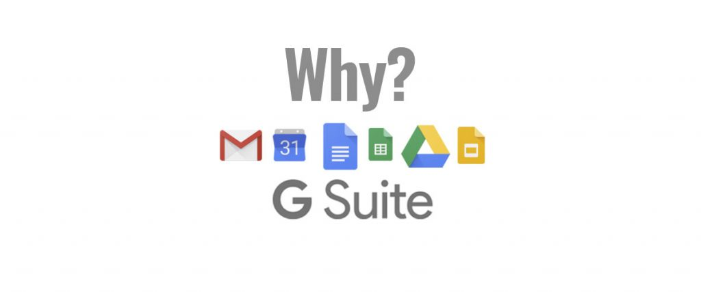Why G Suite from Google?