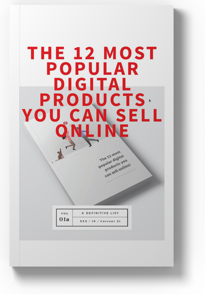 PROVEN LIST OF 100 DIGITAL PRODUCTS 2