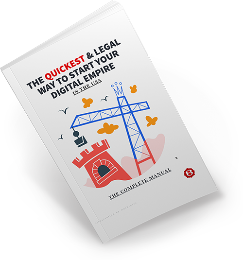 THE QUICKEST & LEGAL WAY TO START YOUR DIGITAL EMPIRE THE COMPLETE MANUAL