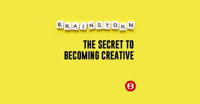 Brainstorm—The Secret to Becoming Creative by Bloom Factor